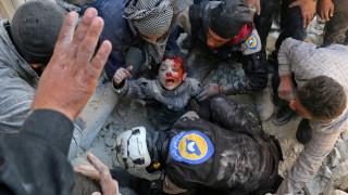 ΟΗΕ: Εγκλήματα πολέμου από Συρία και Ρωσία στο Χαλέπι
