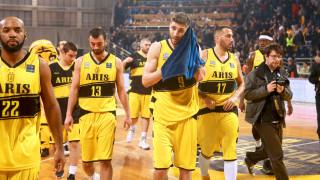 Basket Champions League: 67-67 ο Άρης με τη Βιλερμπάν