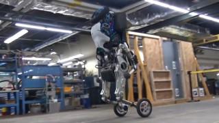 Το νέο και «ατίθασο» ρομπότ της Google