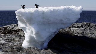 Κύμα «καύσωνα» χτύπησε την Ανταρκτική