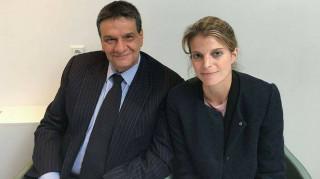 Αθηνά Ωνάση: «Στο δικαστήριο με σιδερένια πυγμή»