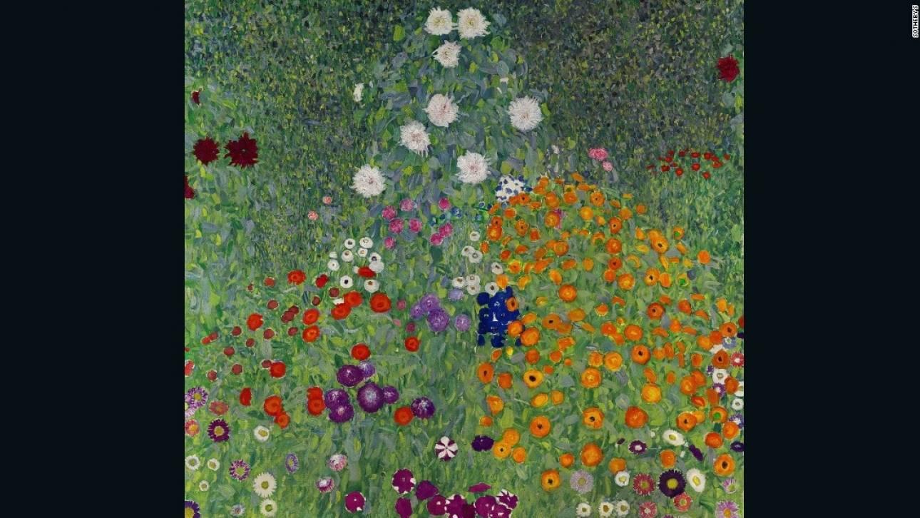 Σε τιμή ρεκόρ πουλήθηκε πίνακας του Κλιμτ σε δημοπρασία