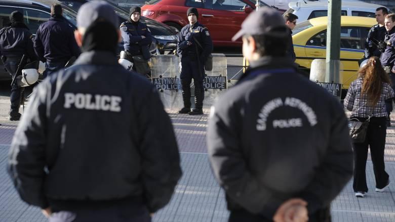 Επίθεση σε αστυνομικό στο Πάντειο