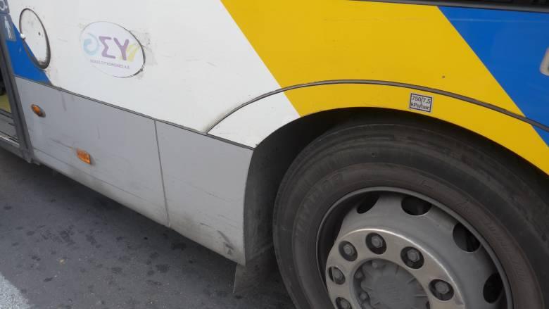 Νέα επίθεση σε δύο λεωφορεία στου Ζωγράφου - Κατέστρεψαν ακυρωτικά μηχανήματα