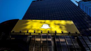 Με το... δεξί μπήκε το Snapchat στη Wall Street (vid)