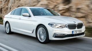 H νέα BMW σειράς 5 είναι μια εξαιρετική σπορ λιμουζίνα