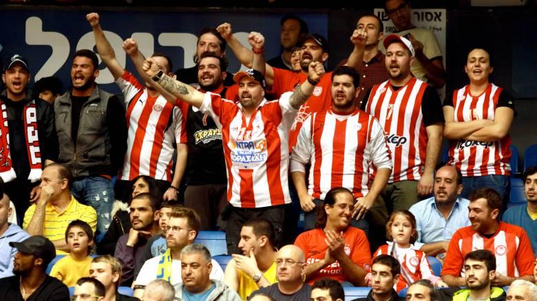 Euroleague: Aνετη νίκη «4άδας» στο Τελ Αβίβ ο Ολυμπιακός