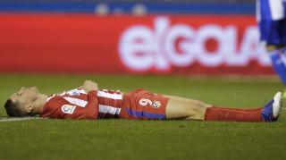 Primera Div.: ώρες αγωνίας για τον τραυματισμό σοκ του Φερνάντο Τόρες