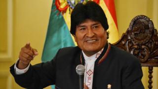 Βολιβία: Μόλυνση στις φωνητικές χορδές έστειλε τον Μοράλες στο νοσοκομείο