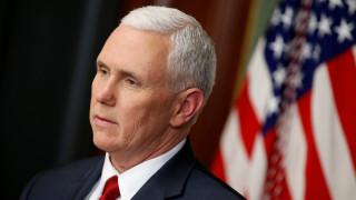 ΗΠΑ: Ζητήματα εθνικής ασφάλειας συζητούσε μέσω του προσωπικού email του ο Πενς