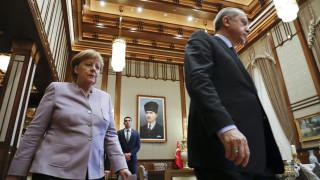 Κορυφώνεται η διπλωματική κρίση μεταξύ Γερμανίας - Τουρκίας