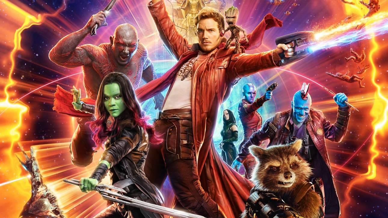 Διαγαλαξιακή σαπουνόπερα. Νέο trailer για το Guardians of the Galaxy 2