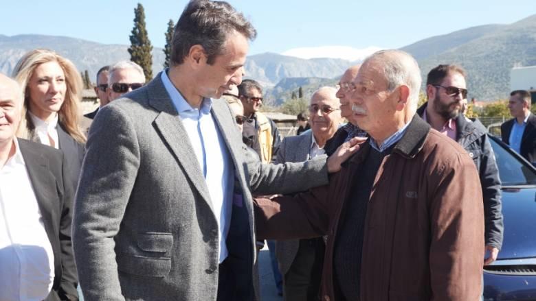 Μητσοτάκης: Σκοπός μου είναι να ενώσω όλους τους Έλληνες... (pics)