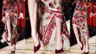 «Ατύχημα στην πασαρέλα»: το Marie Claire θυμάται (vid)