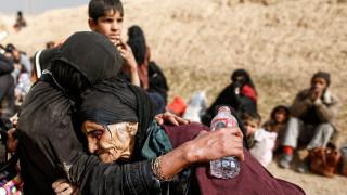Μοσούλη: Ο πόλεμος με τα χημικά όπλα αρρωσταίνει τους αμάχους