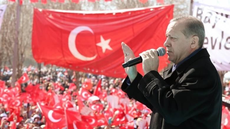 Ερντογάν: Καταφύγιο τρομοκρατών η Γερμανία