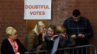 Εκλογές Β.Ιρλανδία: Το Δημοκρατικό Κόμμα κέρδισε με μικρή διαφορά (pics)