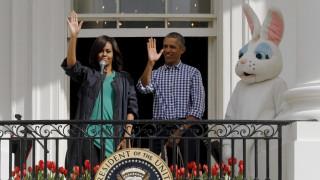 Ο εκπρόσωπος Τύπου έχει ξαναδουλέψει στον Λευκό Οίκο ως… λαγουδάκι