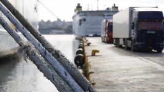 Ο Πειραιάς στην 8η θέση των μεγαλύτερων λιμανιών στην Ευρώπη