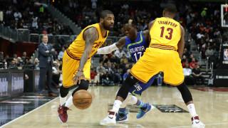 NBA: Aκόμη βάζουν τρίποντα οι Καβαλίερς, νίκη για Μπακς και Αντετοκούνμπο