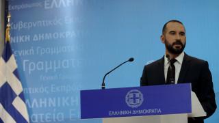 Δ. Τζανακόπουλος: Στο Βερολίνο ο Μητσοτάκης υπέβαλε διαπιστευτήρια υποταγής