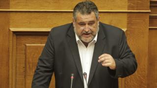Ανεξαρτητοποιήθηκε ο βουλευτής της Χρυσής Αυγής Δημήτρης Κουκούτσης
