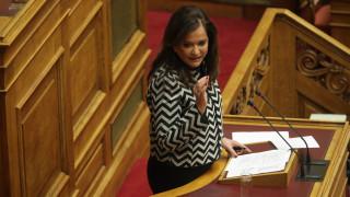 Ντόρα Μπακογιάννη: Είναι υποχρέωση του κ. Τσίπρα να μαζέψει τον Πάνο Καμμένο