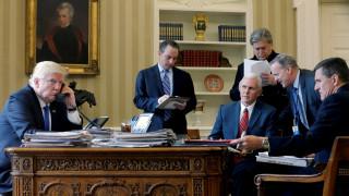 Σκάνδαλο υποκλοπών με θύμα τον ίδιο και δράστη τον Ομπάμα, καταγγέλλει ο Τραμπ