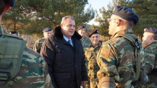 Καμμένος: Οι Ένοπλες Δυνάμεις έτοιμες να ανταποκριθούν στο κάλεσμα της πατρίδας
