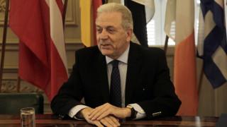 Αβραμόπουλος για μεταναστευτικό: Τα κράτη - μέλη να ανταποκριθούν στις υποχρεώσεις τους