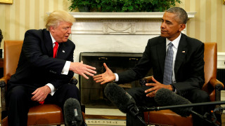 Κανένας πρόεδρος δεν μπορεί να διατάξει υποκλοπές: Η απάντηση του Ομπάμα στον Τραμπ