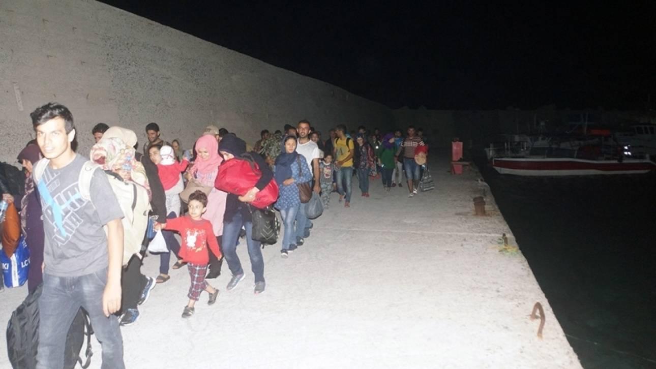 Χανιά: Αναχώρησαν για Πειραιά οι μετανάστες που εντοπίστηκαν στο Ακρωτήρι