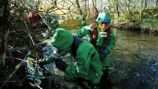 Μυστηριώδης εξαφάνιση 30.000 τόνων τοξικών αποβλήτων στα Βαλκάνια