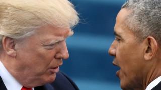 Ο Τραμπ ζητά από τον Κογκρέσο να εξετάσει κατάχρηση εξουσίας από τον Ομπάμα