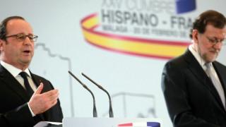 Τετραήμερη συνάντηση κορυφής με τη συμμετοχή Ολάντ-Μέρκελ-Ραχόι-Τζεντιλόνι