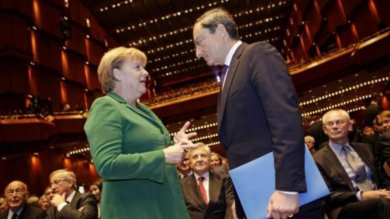 FT: Ο M. Ντράγκι να αντισταθεί στη Γερμανία που θέλει τέλος της ποσοτικής χαλάρωσης