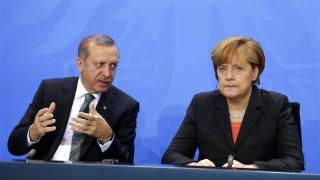 Γερμανία σε Ερντογάν: Τέτοιου είδους συγκρίσεις είναι παράλογες
