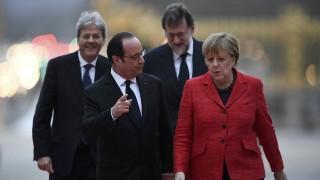 Υπέρ μιας Ευρώπης πολλών ταχυτήτων οι ισχυροί της ΕΕ