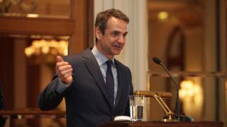 Μητσοτάκης: Κεντρική πολιτική επιλογή μας η μείωση των φόρων