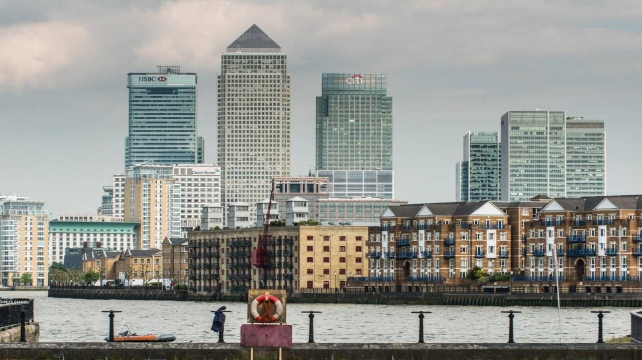 Υποχωρεί η αξία των χώρων γραφείου στο κέντρο του Λονδίνου