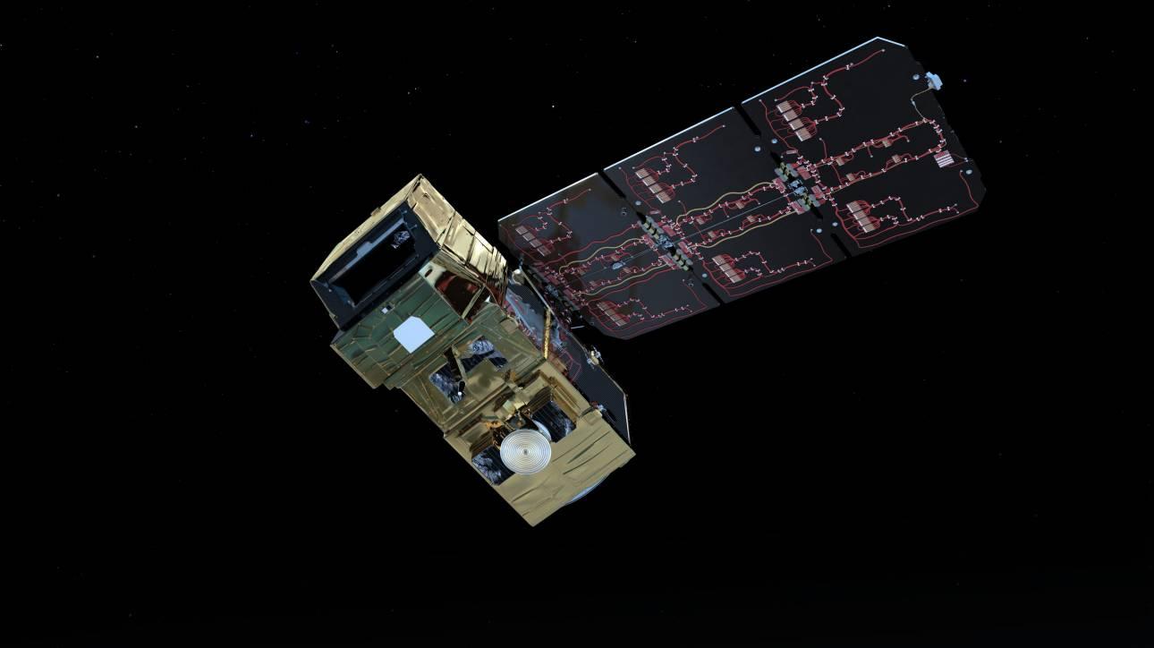 Sentinel-2B : Εκτοξεύθηκε ο δεύτερος ευρωπαϊκός περιβαλλοντικός δορυφόρος (vid)