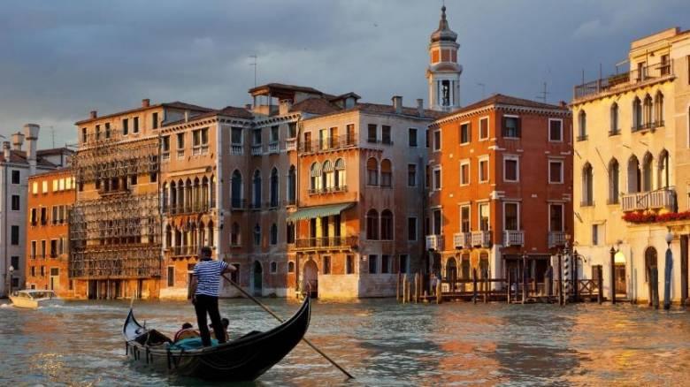 Η Βενετία θα «βουλιάξει» πριν το 2100 λόγω υπερθέρμανσης του πλανήτη