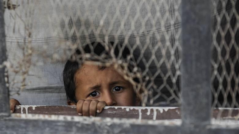 Τα παιδιά στη Συρία δεν είναι παιδιά: «Τάσεις αυτοκτονίας, ναρκωτικά, τρόμος»