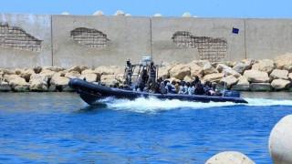 Περισυνελέγησαν 113 μετανάστες από ακυβέρνητο σκάφος δυτικά των Παξών