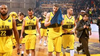 Basket Champions League: η Βιλερμπάν απέκλεισε από τους 8 τον Άρη