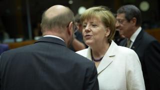 Νέα δημοσκόπηση στη Γερμανία: Μία ανάσα από την Μέρκελ ο Σουλτς