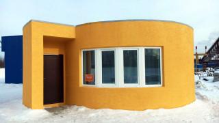 Εκτύπωσαν σπίτι ξοδεύοντας 10.000 δολάρια (Vid)