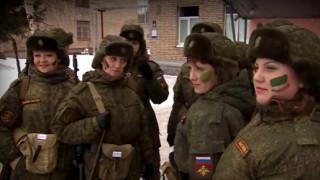 Παγκόσμια Ημέρα Γυναίκας: Καλλιστεία για τις κυρίες του στρατού της Ρωσίας (pics&vid)