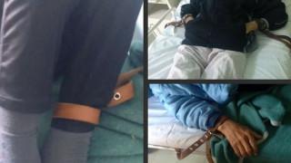 Ψυχιατρεία: Οι καθηλωμένοι ασθενείς και ο «Γολγοθάς» των νοσηλευτών (vid)
