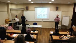 Take off Greece: Ελπίδα για «νέους» επιχειρηματίες άνω των 40